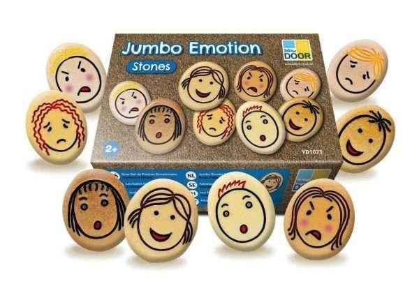 Jumbo Emotion Stones