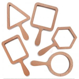 Natural Shape Viewers (Set of 5)