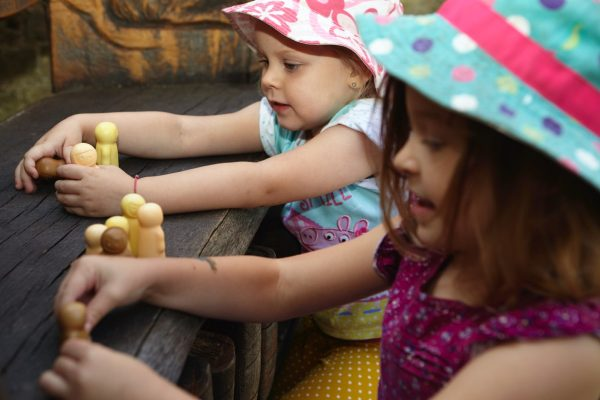 Little People Bumper Play Set