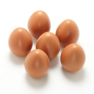 Play Eggs (Set of 6)