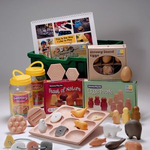 Sensory Play ...On the Move Kit