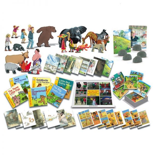 Stories ...On the Move Kit