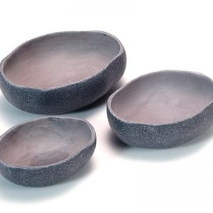 Rustic Bowls (Set of 3)
