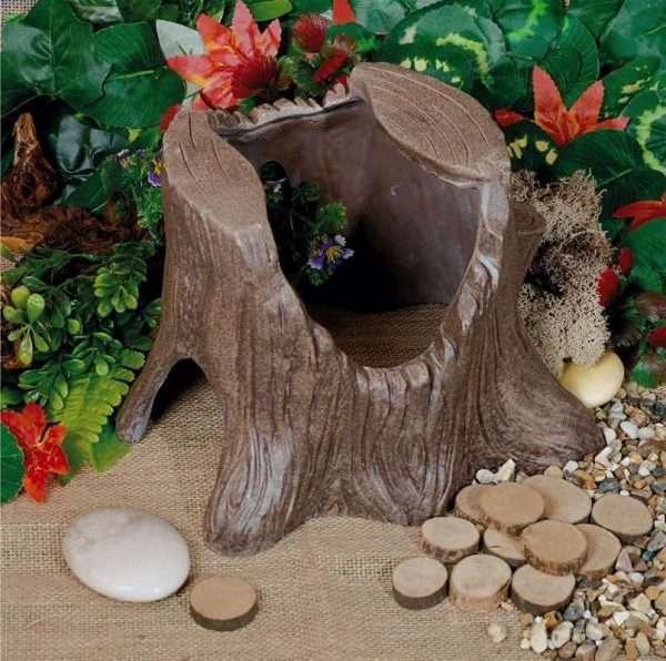 Large Play Tree Stump