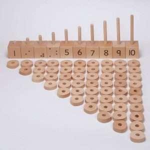 Natural Number Stacker