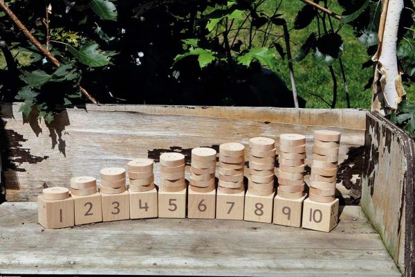 Natural Number Stacker