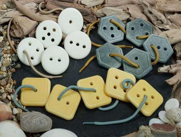 Count & Thread Stones