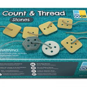 Count & Thread Stones