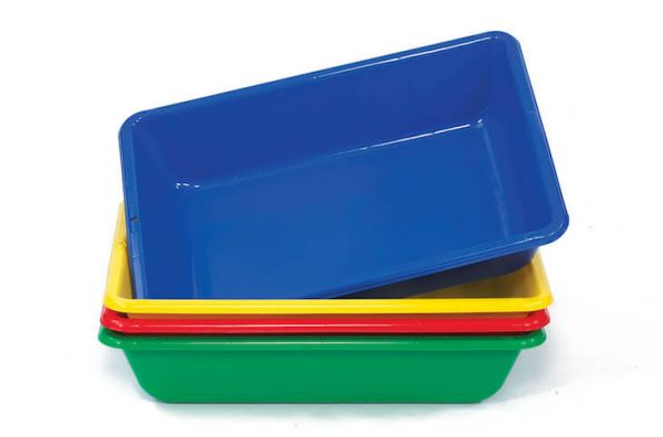 Colour Sand & Water Trays
