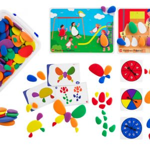 Rainbow Pebbles® Classroom Set - Pk302