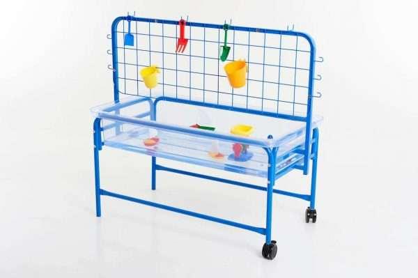 Water Play Activity Rack