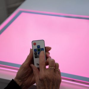 Colour Changing Light Panel