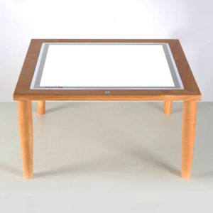Wooden Light Table