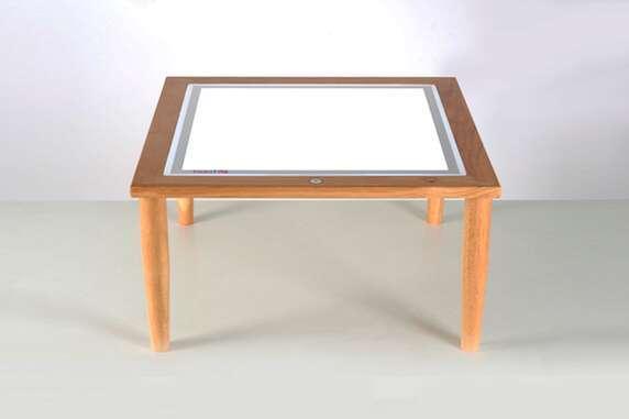 Wooden Light Table