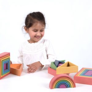 Rainbow Architect Set - Pk28
