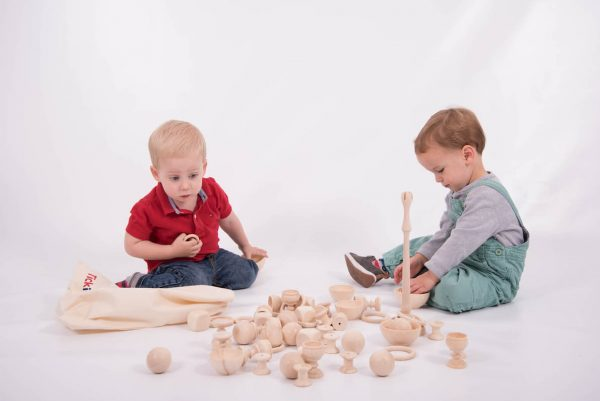 Heuristic Play Wooden Starter Set