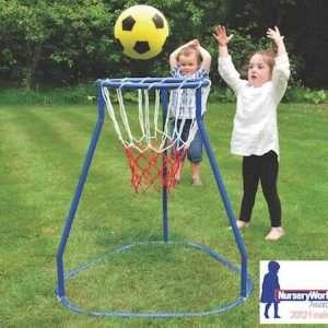 Basketball Stand