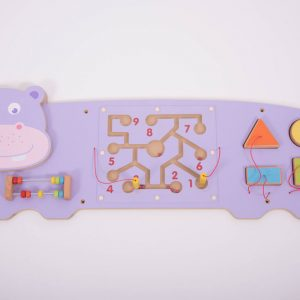 Hippo Activity Wall Panel