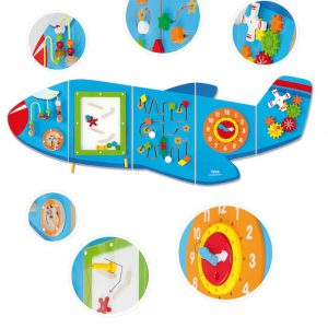 Aeroplane Wall Toy