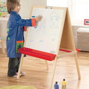 Two Sided Traditional Easel