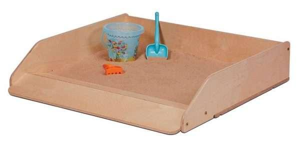 Crawl-in Sandpit