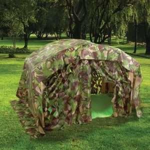 Camouflage Folding Den
