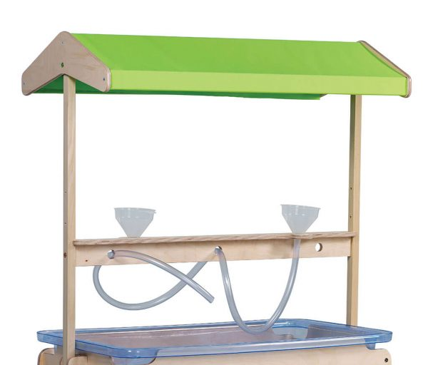 Canopy & Accessory Kit for Sand & Water Play Station
