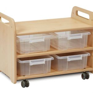 Easel Stand/Storage Trolley