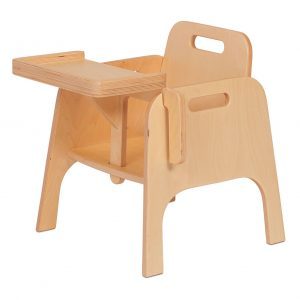 Sturdy Feeding Chair