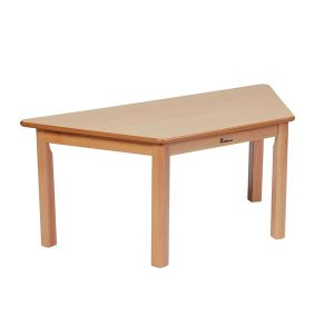Trapezoid Table