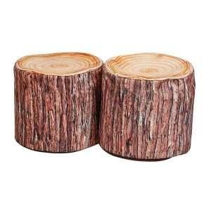 Large Log Seat