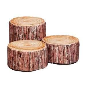 Log Seat Combo