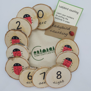 Ladybird Counting