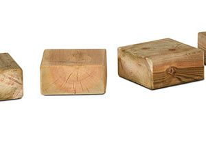 Outdoor Stepping Blocks (Set of 4)