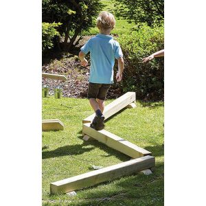 Outdoor Balance Beam 1.2m