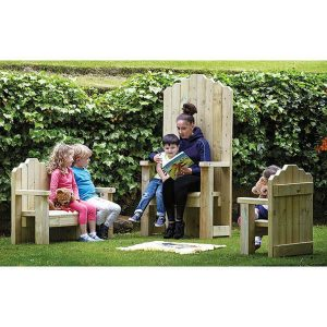 Outdoor Storytelling Chairs