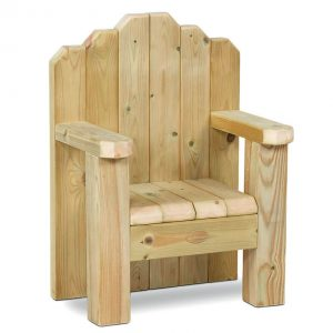 Outdoor Storytelling Chair