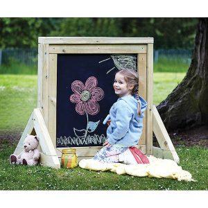 Outdoor Freestanding Panel