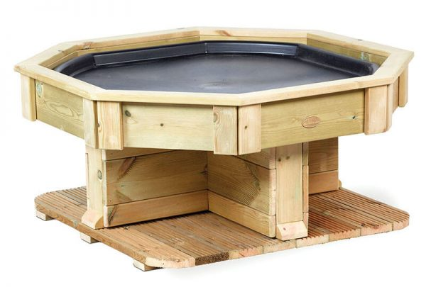 Outdoor Play Tray Activity Table