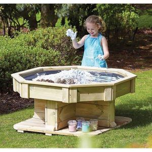 Outdoor Play Tray Activity Table
