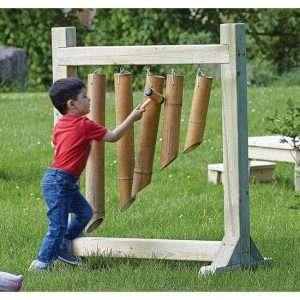 Outdoor Bamboo Glockenspiel