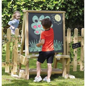 Outdoor Double-sided Easel