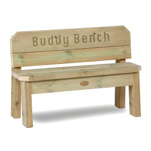 Outdoor Buddy Bench