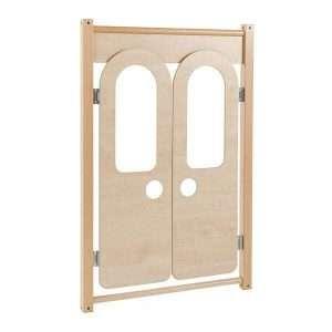 Double Door Panel