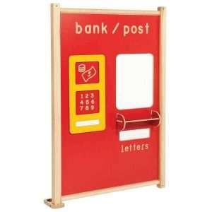 Bank/Post Office Panel