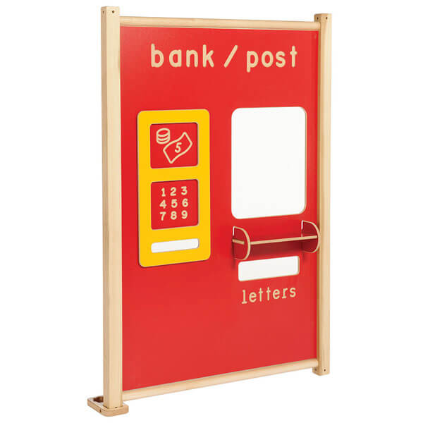 Bank/Post Office Panel