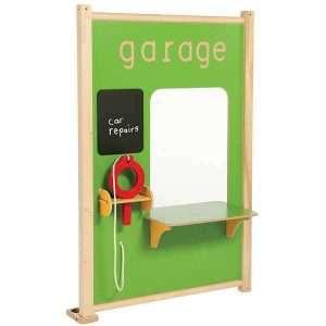 Garage Panel