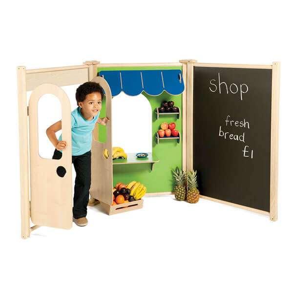 Shop Panel Set