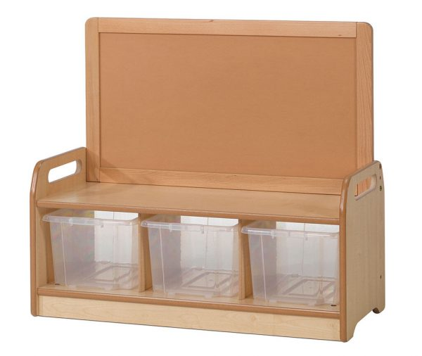 Low Display Storage Unit