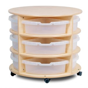 High Level Circular Storage Unit